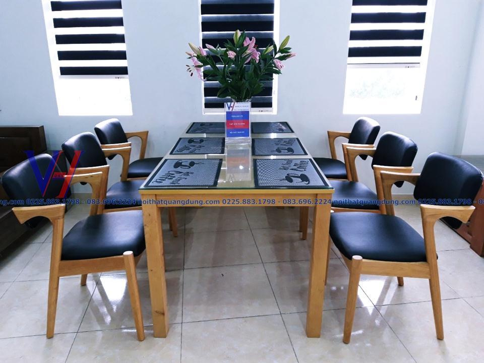 bộ bàn ghế ăn đẹp tại hải phòng