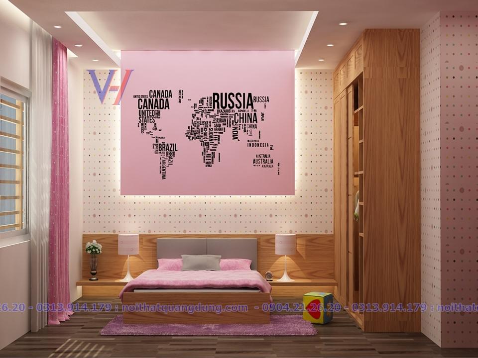 bộ phòng ngủ hót