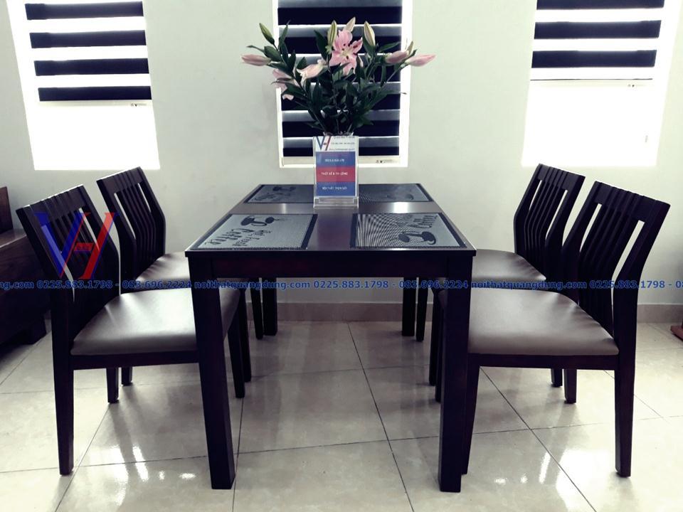 bàn ghế ăn bingo đẹp tại nội thất quang dũng hải phòng