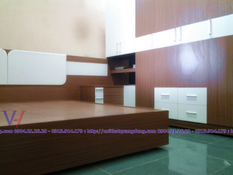 Bộ phòng ngủ HT624.