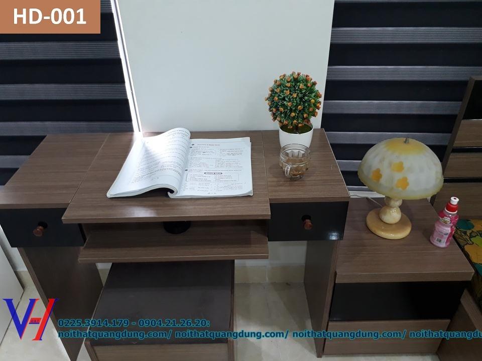 Bộ phòng ngủ  đẹp - giá rẻ HD - 001