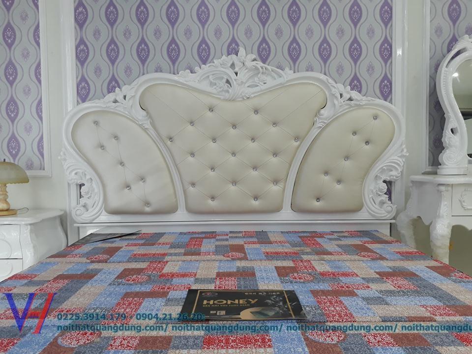 Bộ phòng ngủ tân cổ điển cực đẹp TC002