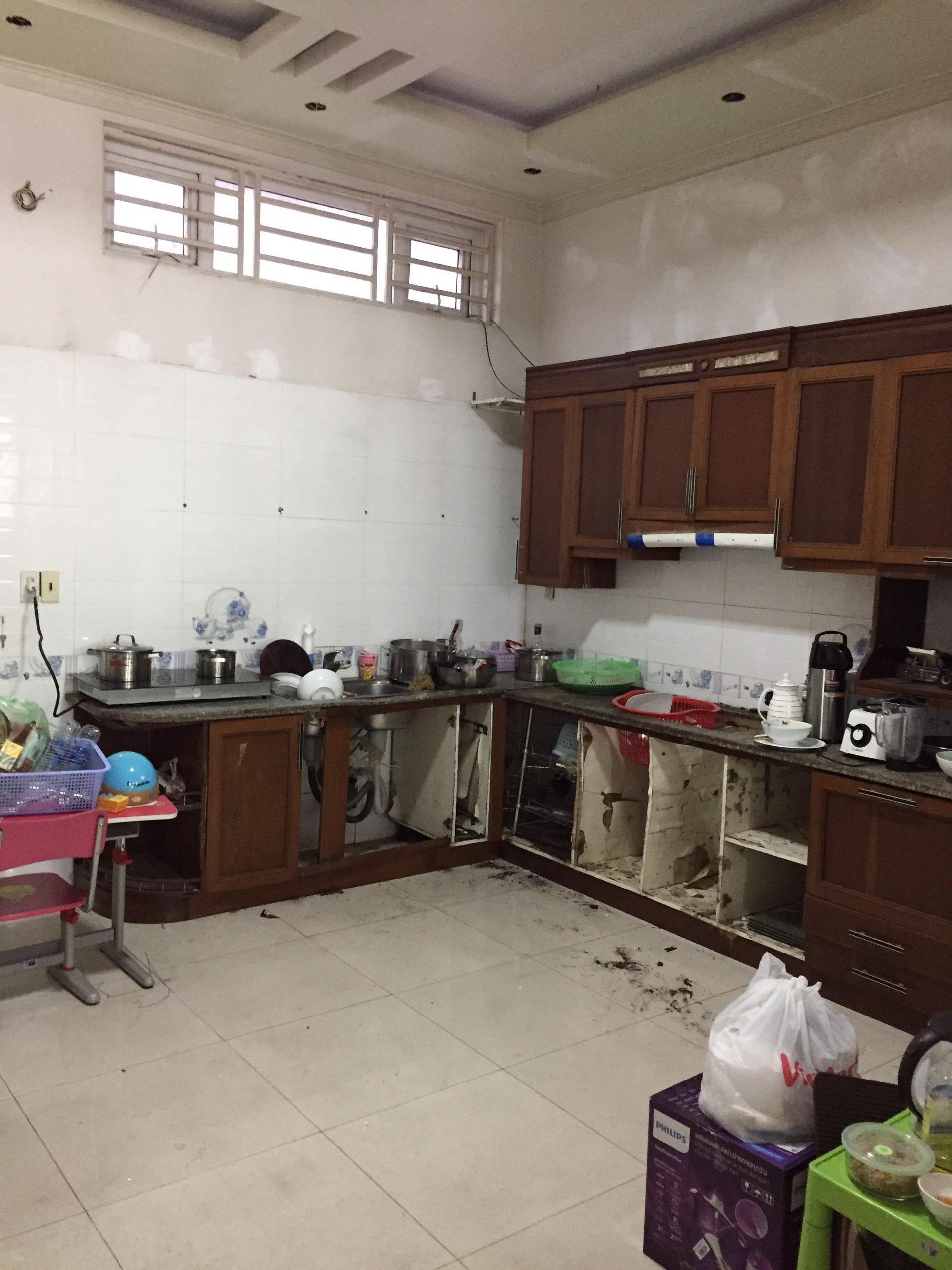 Tủ bếp nhà chị Hằng PG An Đồng HP