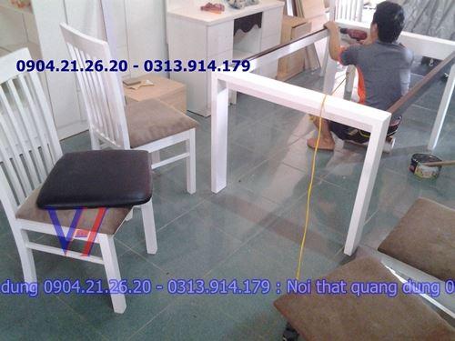 Bộ bàn ghế ăn GH-3004