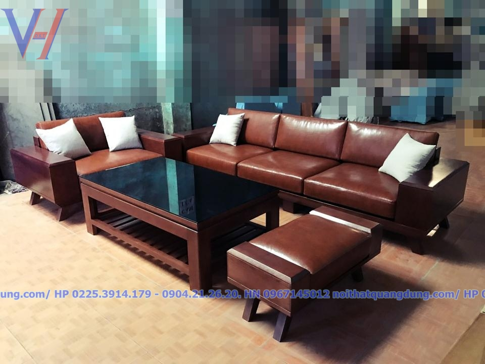 sofa 2 văng tại hải phòng