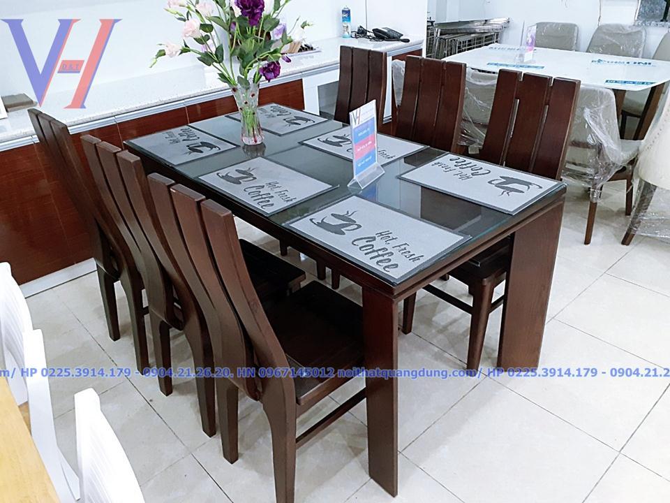 chất lừ bộ bàn ghế ăn đẹp và siêu chắc chắn