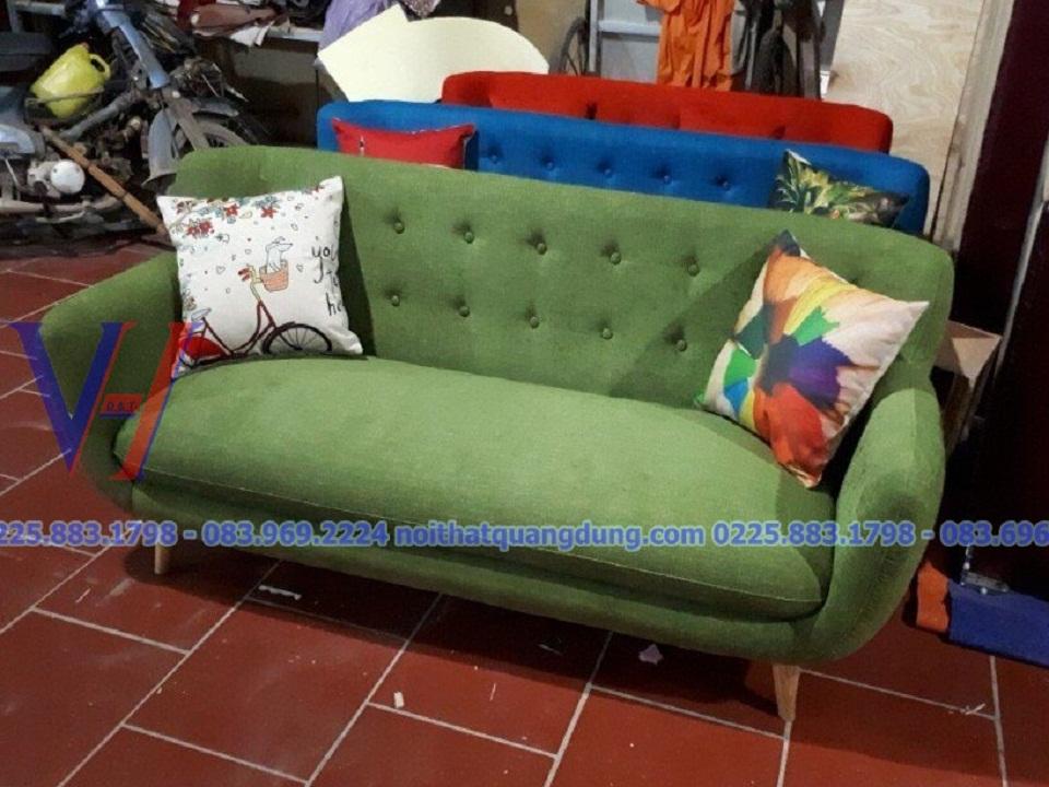 sofa mini nội thất quang dũng hải phòng