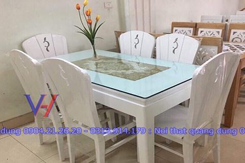 Bộ bàn ghế ăn GH-6023
