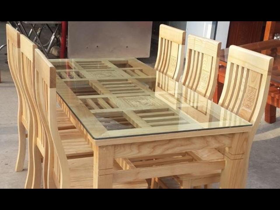 Bộ bàn ghế ăn: GH-6026