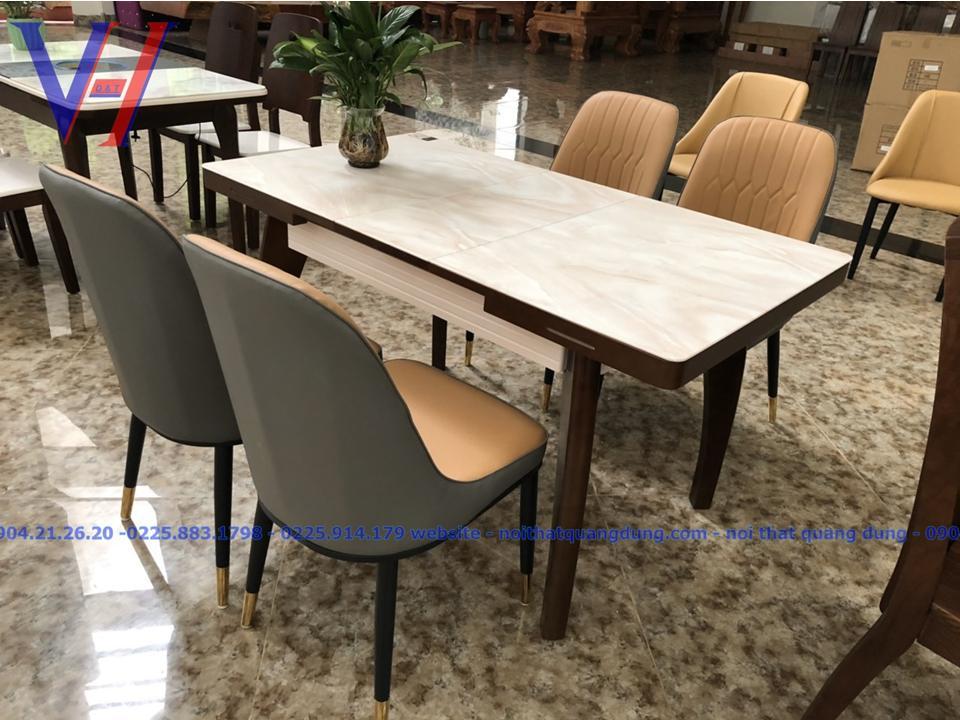 Bộ bàn ăn nhập khẩu NK 4123