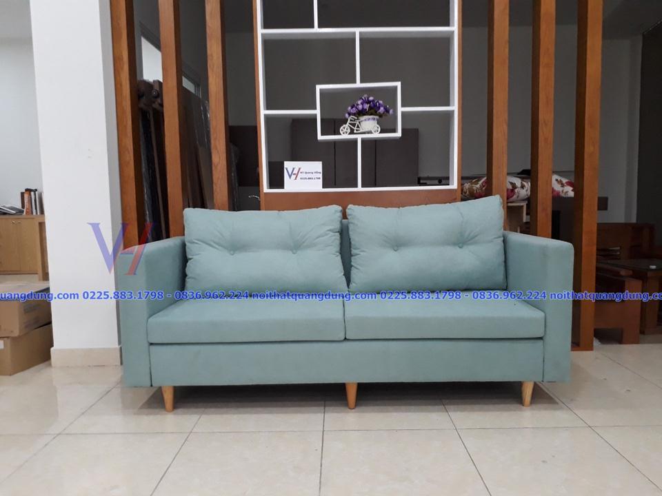 sofa nhỏ nội thất quang dũng- hải phòng
