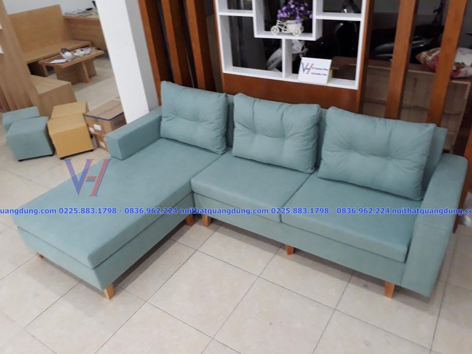 sofa đẹp và rẻ nhất tại hải phòng