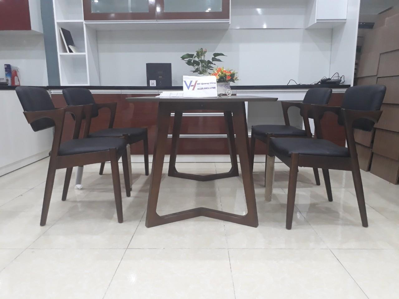 Bộ bàn ghế ăn Mint-6022