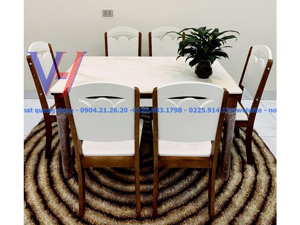 Bộ ghế ăn nhập khẩu NK442