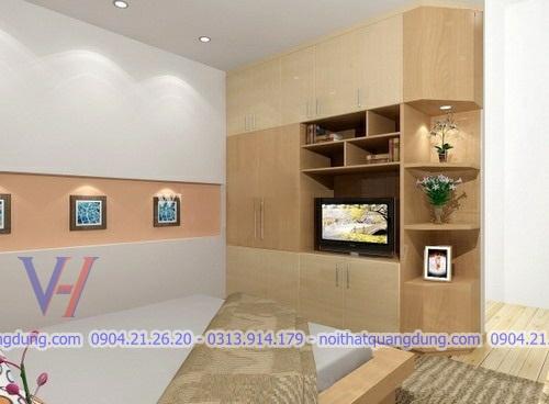 Tủ áo MT-1005