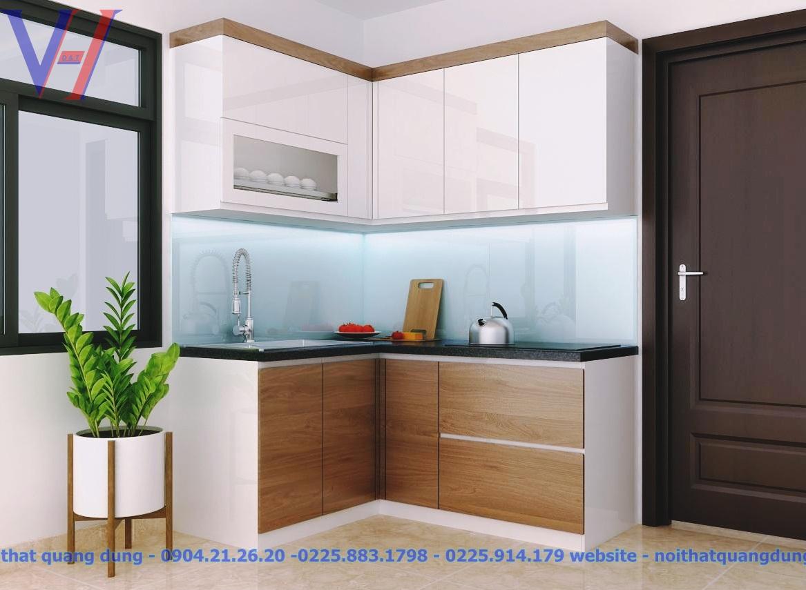 Tủ bếp mini cô Dung HP