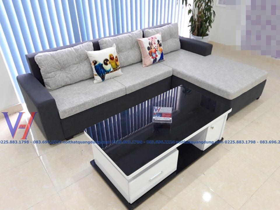 sofa cách tân đẹp và rẻ nhất tại hải phòng,nội thất quang dũng