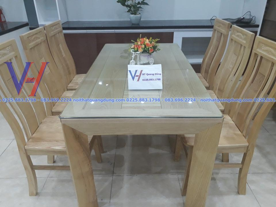Bộ bàn ghế ăn: GH-6025