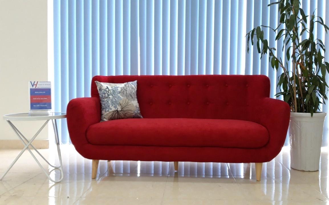 sofa mini,sofa phòng ngủ,sofa thư giãn tại hải phòng,nội thất quang dũng