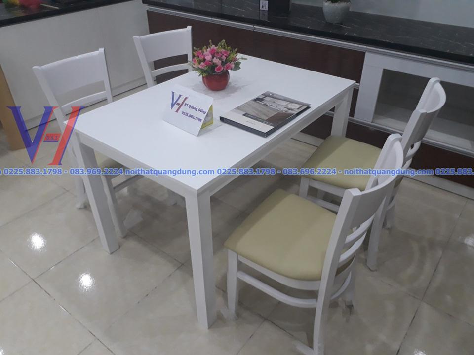 Bộ bàn ghế ăn: Cabine-1200