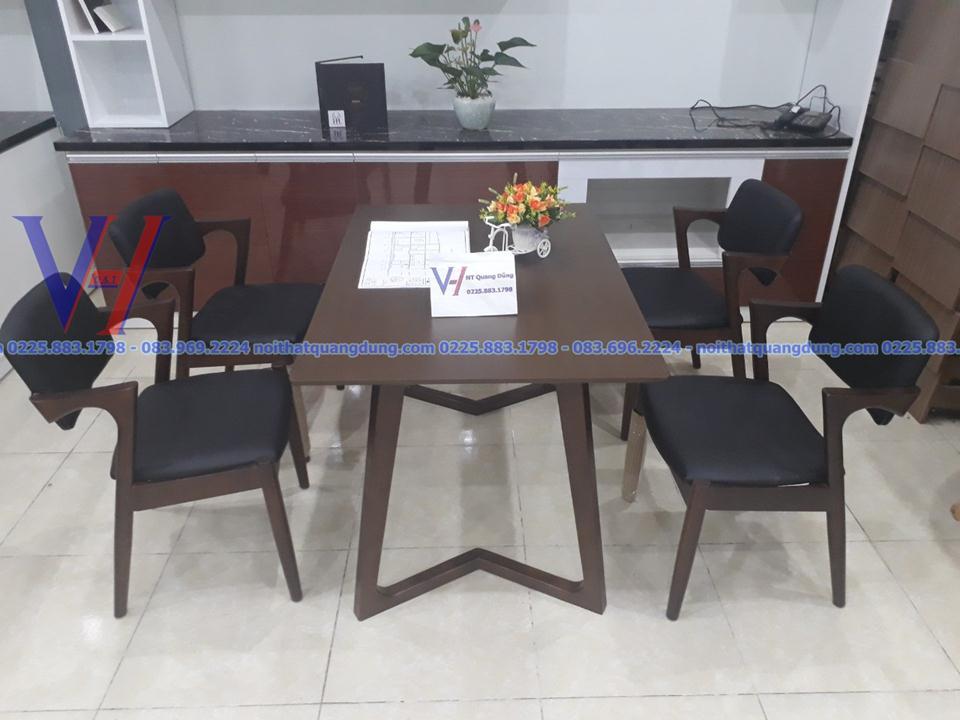 Bộ bàn ghế ăn: Mint-1200