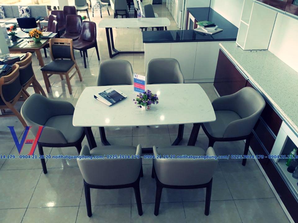 Bộ bàn ăn GRACE 611