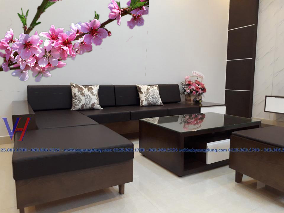 sofa tại nội thất quang dũng