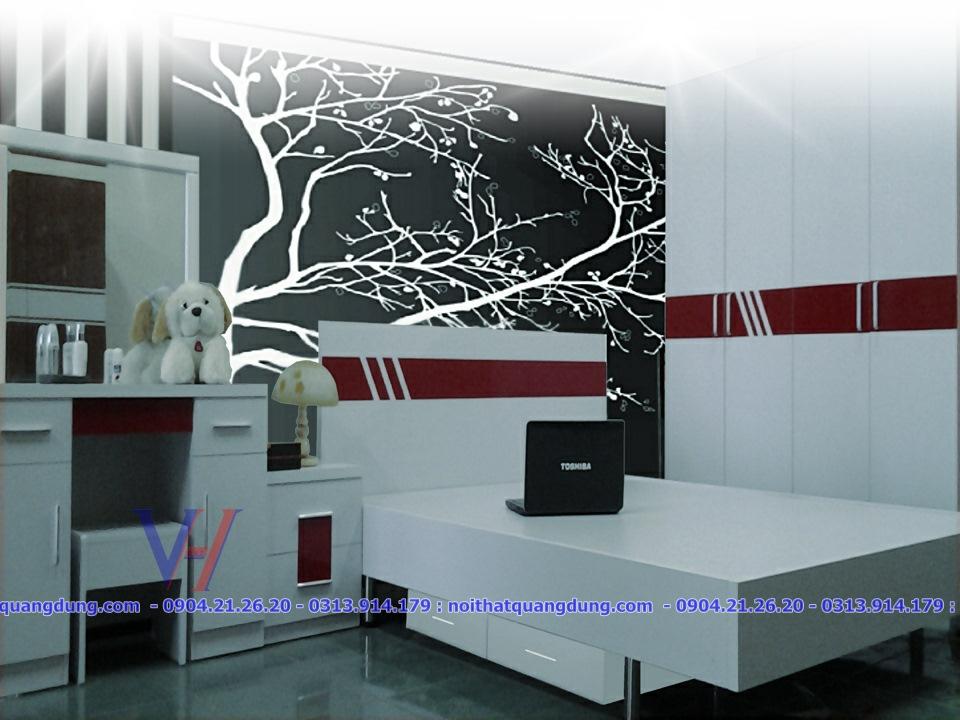 Bộ phòng ngủ HT04