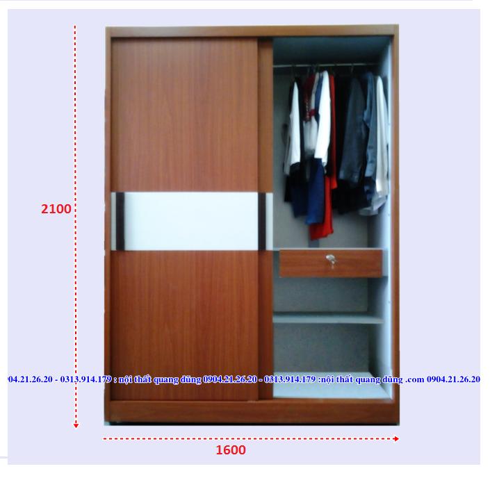 Tủ áo của lùa HT165