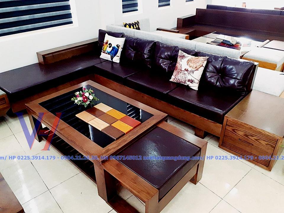 Bộ sofa L32B