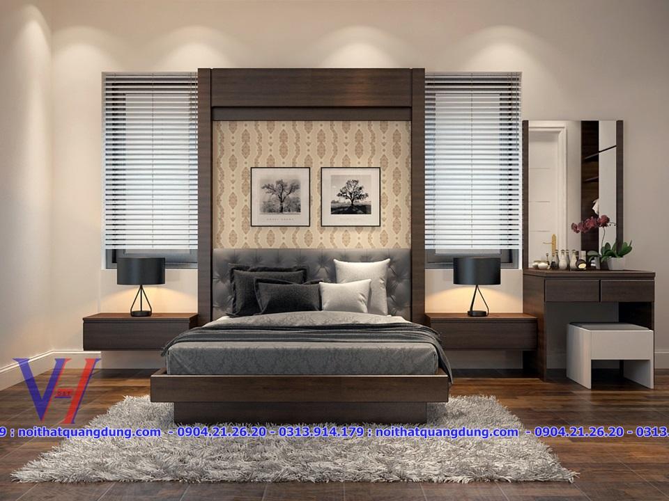 thiết kế  phòng ngủ hot nhất 2017