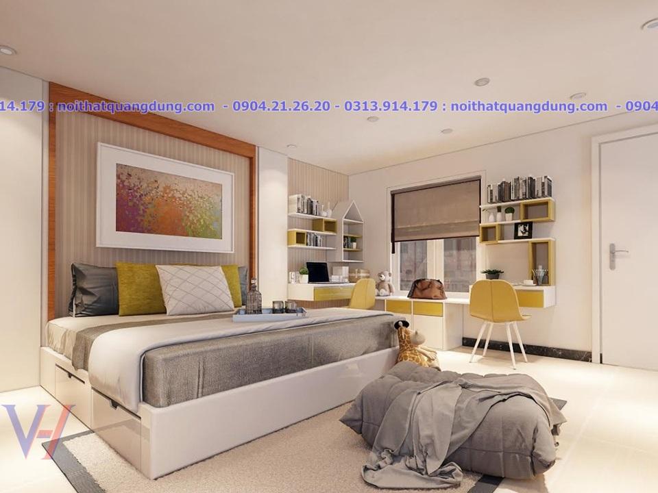 bộ phòng ngủ đẹp 2
