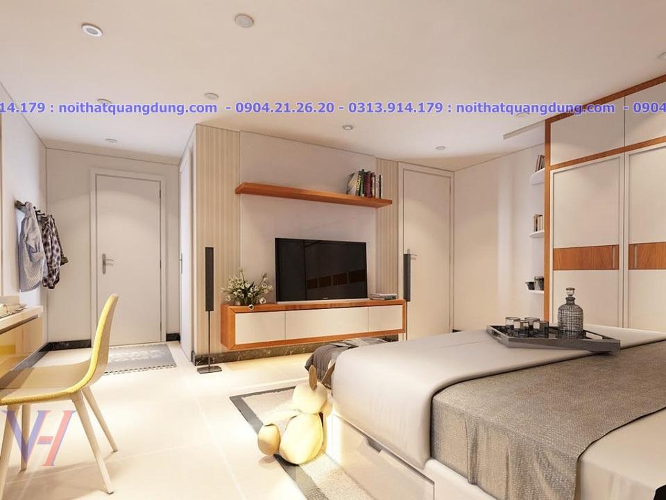 bộ phòng ngủ đẹp 3