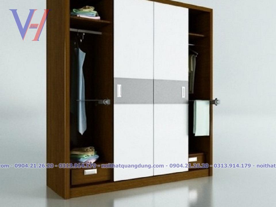 Tủ áo MT-2004