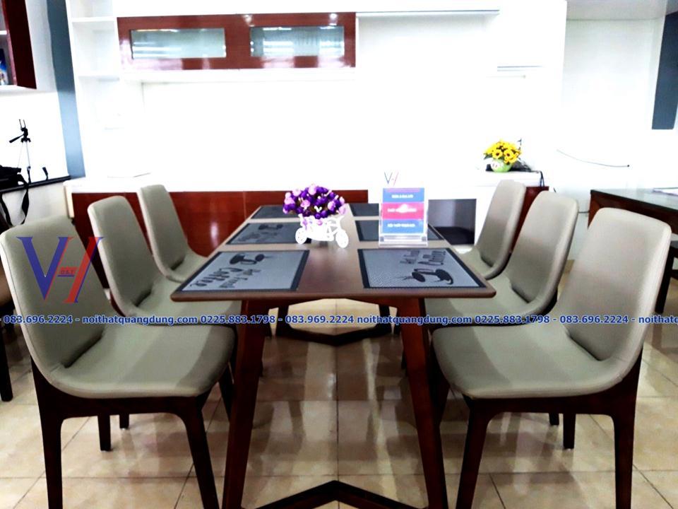 Bộ bàn ghế vetumin-6009