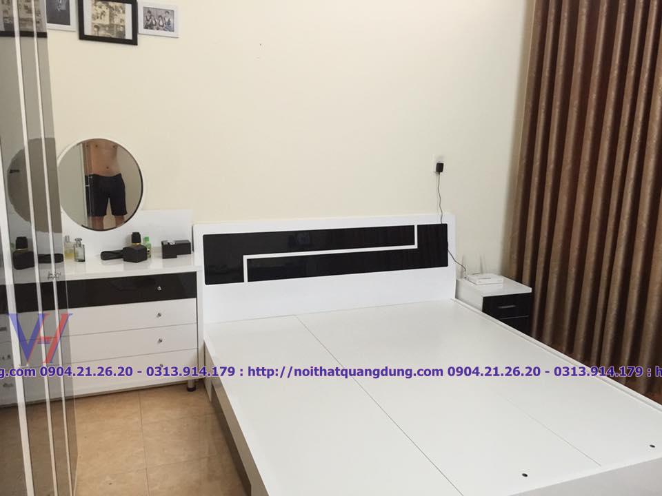 Bộ phòng ngủ HD301