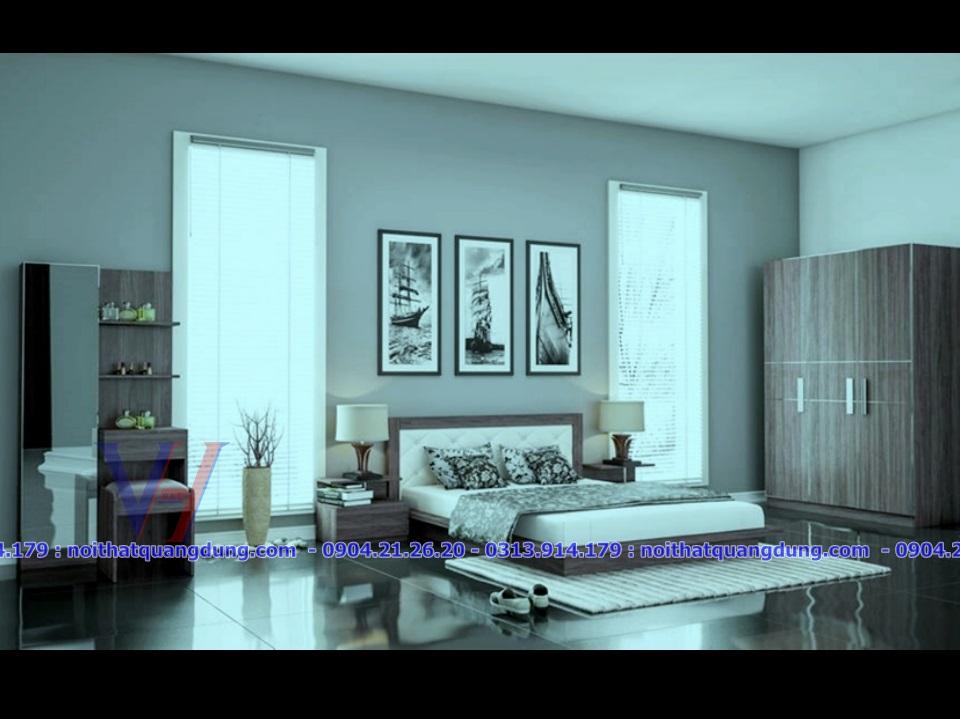 Bộ phòng ngủ VH103