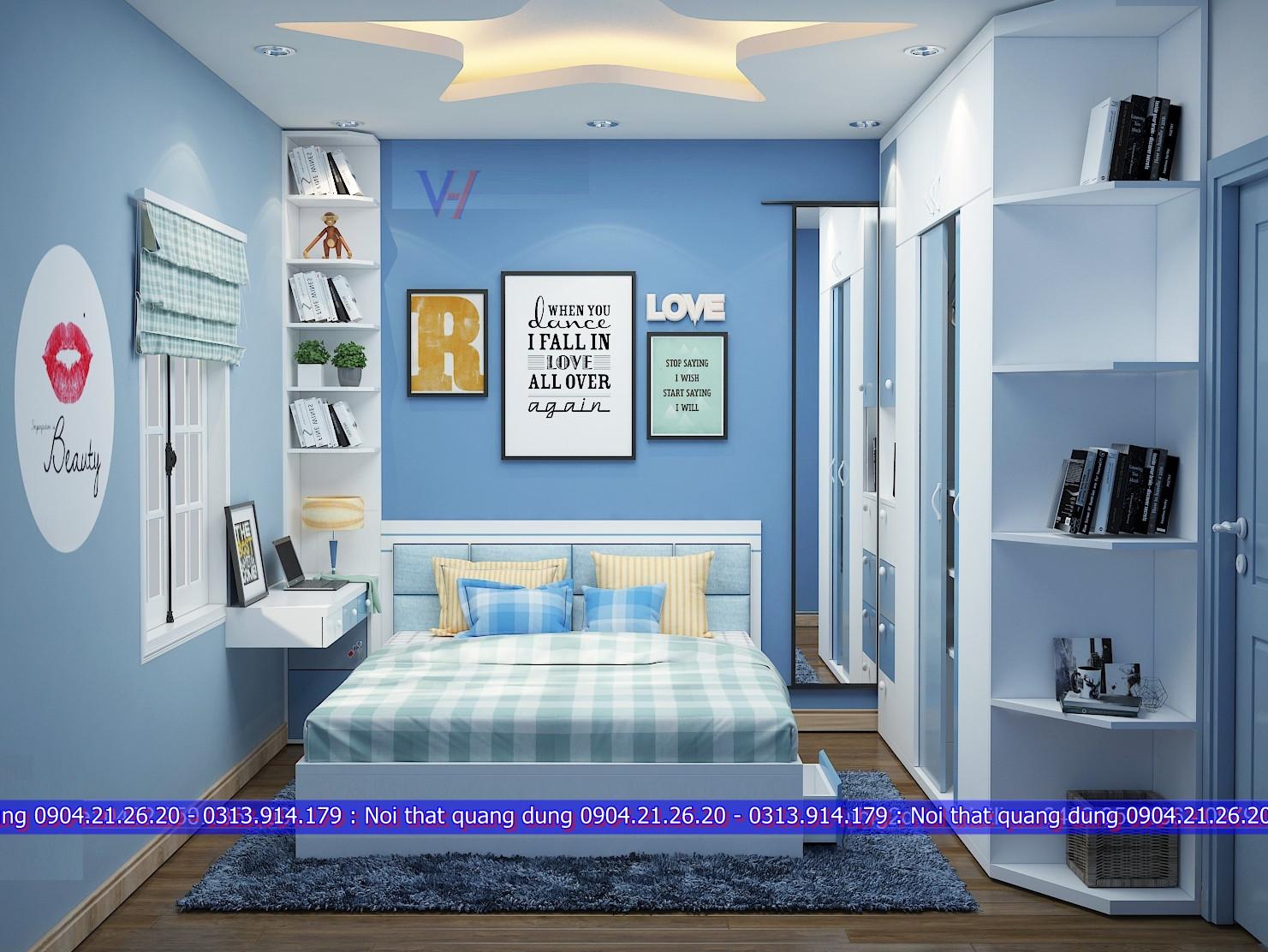Bộ phòng ngủ VH006