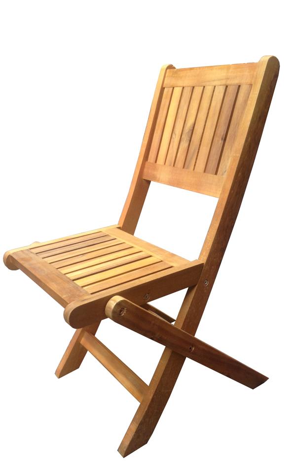 Ghế xếp gỗ nhỏ