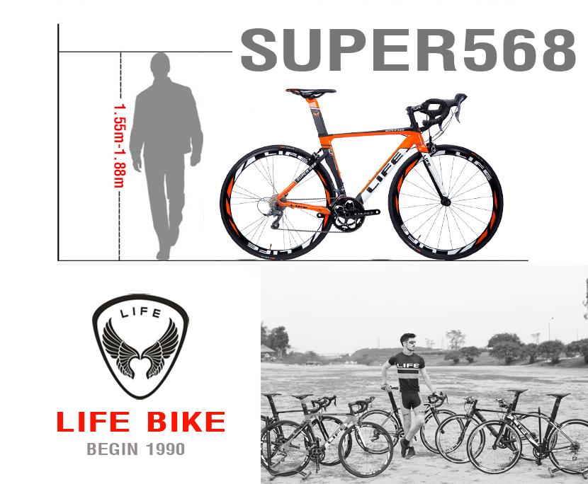 Xe đạp Life Super568