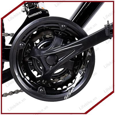 Đùi đĩa xe đạp Life L24