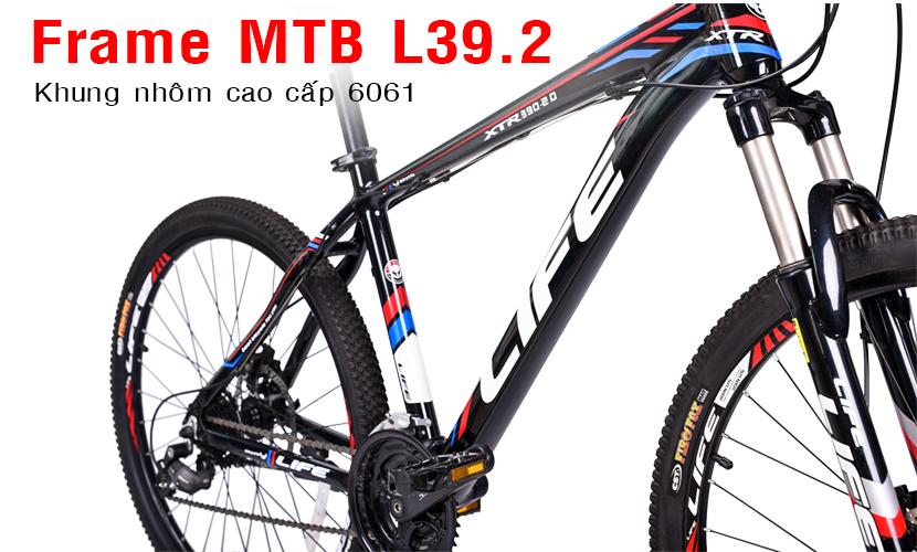 Khung xe đạp địa hình Life L39.2