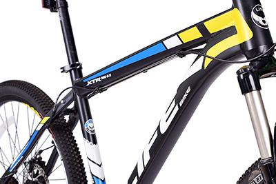 khung nhôm xe đạp địa hình life l38.2