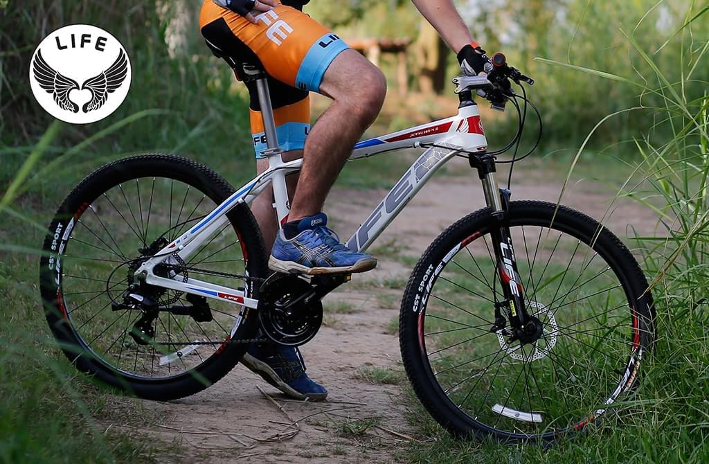 Xe đạp Life L38.4