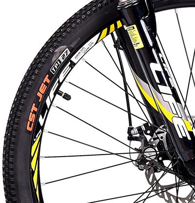 lốp 26x1.95 xe đạp địa hình life l38.2