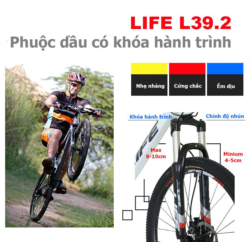 Càng xe Life L39.2