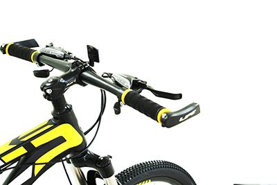 tay lái xe đạp địa hình life l38.2