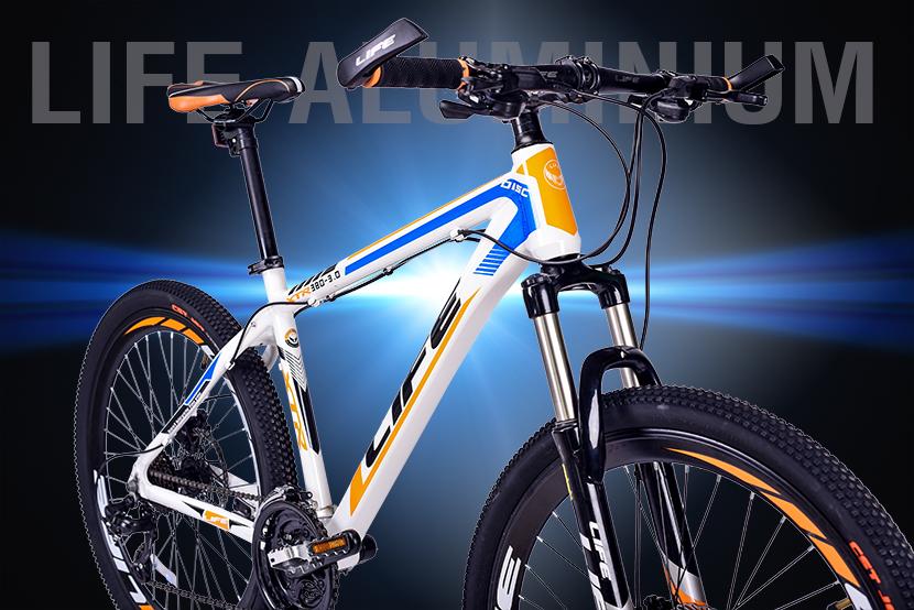 Khung xe đạp địa hình Life L38.3