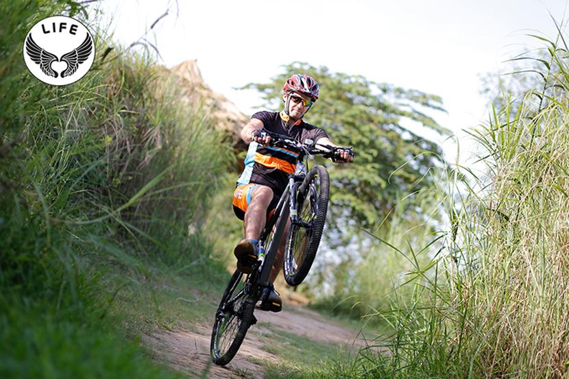 Xe đạp Life L39.2 khung nhôm cao cấp