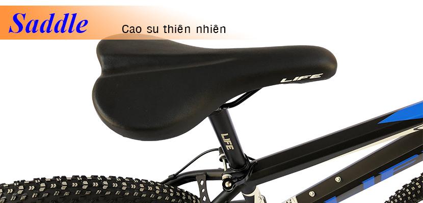 Yên xe đạp Life LCK24